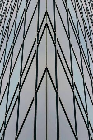 Modern building texture 2 photo