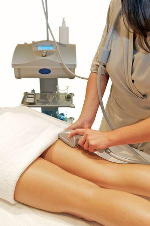 LPG cellulite treatment Stock Photo - 7134089