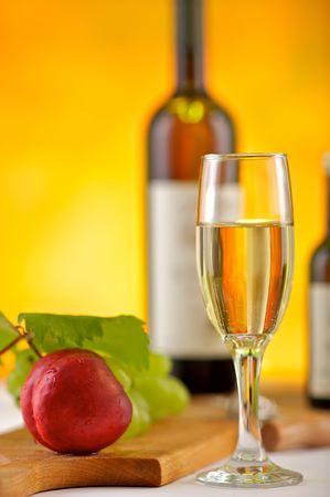 Wine composition 2 photo