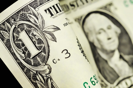 One Dollar  Banque d'images
