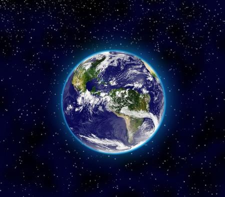 Planet Earth, Illustration Stock Illustration - 8952045