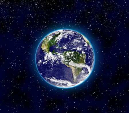 atmosphere: Planet Earth, Illustration