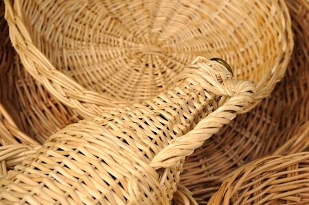 Natural handcrafted objects  photo