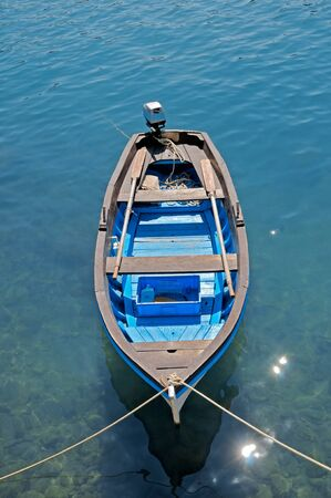 stagnate: Fishing boat