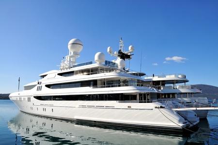 yachts: Luxury yachts