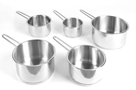stainless steal: Vessels for cooking of stainless steal