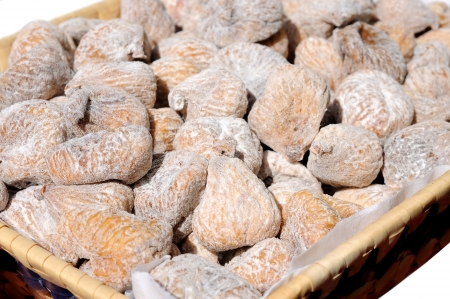 Dried figs Stock Photo - 19179556
