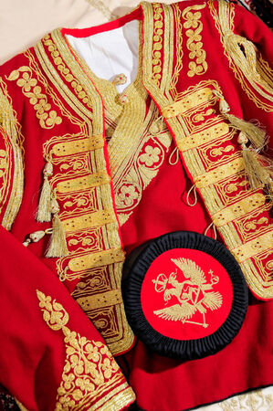 national costume: National costume of Montenegro