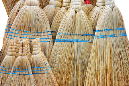 brooms: Brooms on the pile