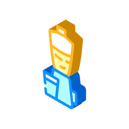 blender kitchen equipment isometric icon vector illustration Ilustrace