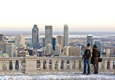 montreal: Montreal lookout