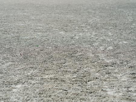 Wet sand bubbler on the beach.