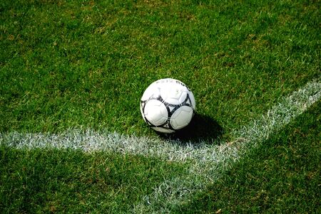 Freekick spot Stock Photo - 1573447