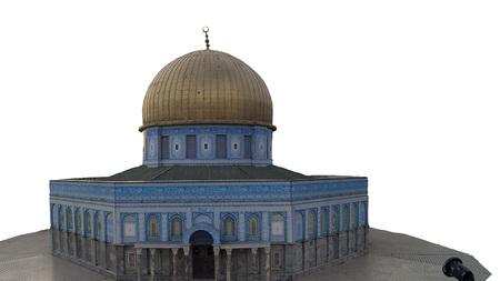 model mosque photo