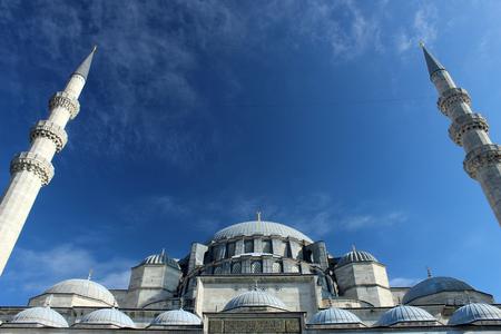 suleyman: The Suleymaniye Mosque in Fatih District. Istanbul. Turkey.