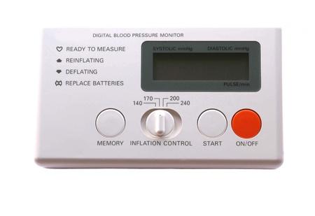 blood pressure monitor: Digital blood pressure monitor
