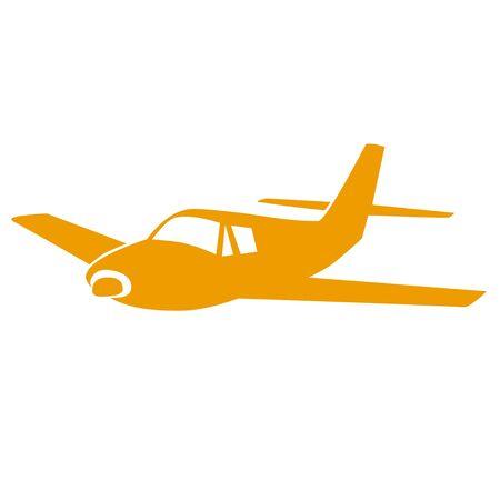 Small plane icon