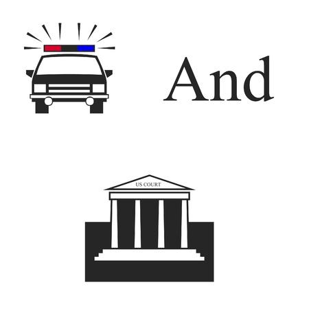 法と秩序の図