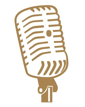 Microphone icon Фото со стока