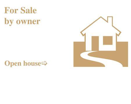 home for sale: Casa in vendita per l'illustrazione