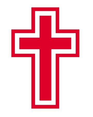 キリスト教の十字アイコン
