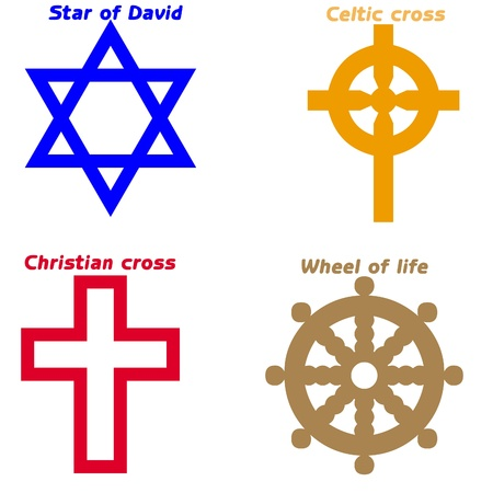 arts symbols: Religious symbols