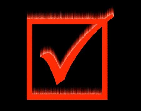 voting box: Masterizzazione box icon voto