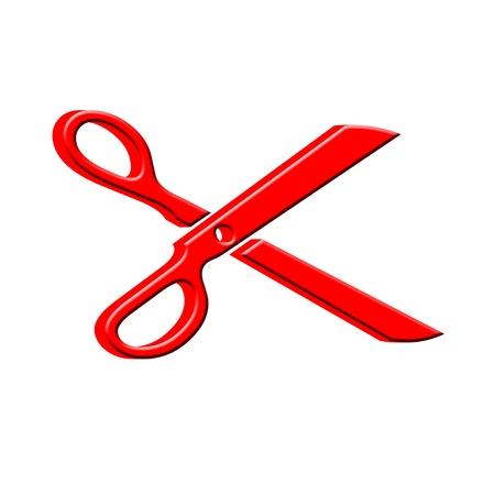 3d: 3D Scissors