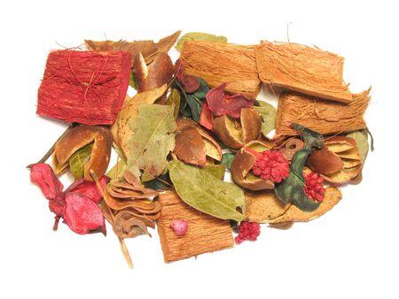 Colorful potpourri photo Banco de Imagens