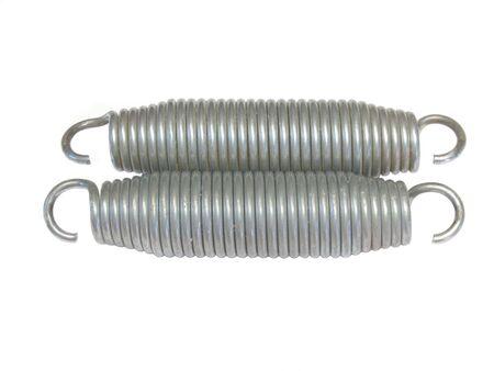Steel springs photo Imagens