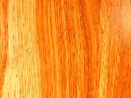 木目調パネルの水平方向のマクロ写真