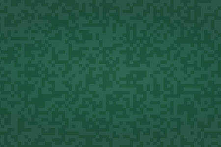 Foliage green abstract geometric background. Olive color camouflage