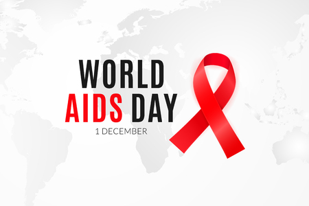 Poster design for the World AIDS Day and National HIV alertness campaign Çizim