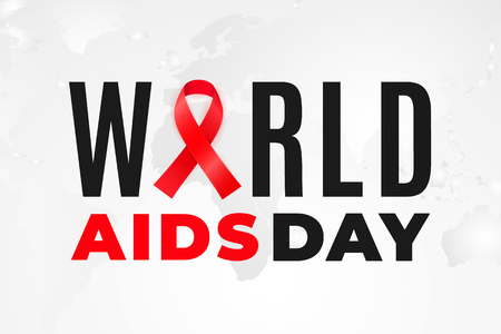 World Aids Day - National Awareness campaign of solidarity for the HIV victims