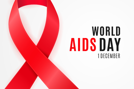 1 of December is a worldwide National Awareness Day of HIV infections and solidarity for the AIDS victims Çizim
