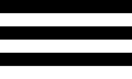 Straignt pride flag - sign of heterosexual sexual majority peoples. Illustration