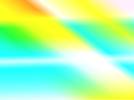 Abstract holographic background with rainbow beams of light from prism dispersion effect Illustration