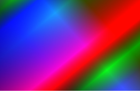 Contemporary retro gradient colors. New wave of 80s style background