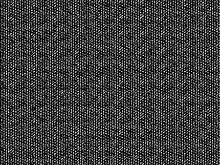 Jeans texture. Denim overlay. Burlap apparel material Illustration