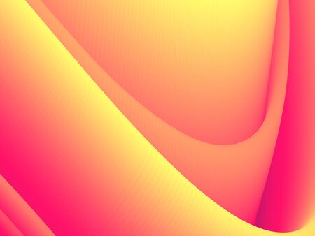 Color flow background. Abstract energy and power colour banner