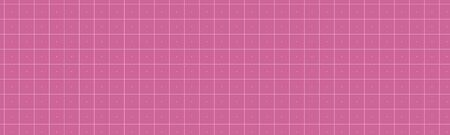 Paper with a seamless squared pattern. Web banner with a geometric grid