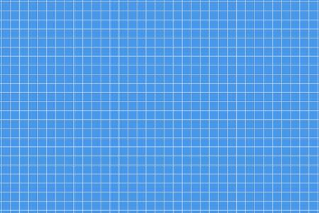Papier ligné avec une grille géométrique carrée