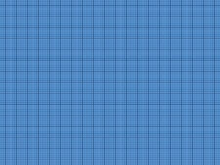 Architectural paper with a geometric lined grid Çizim
