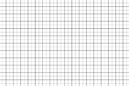 Seamless geometric grid. Architect blueprint paper template