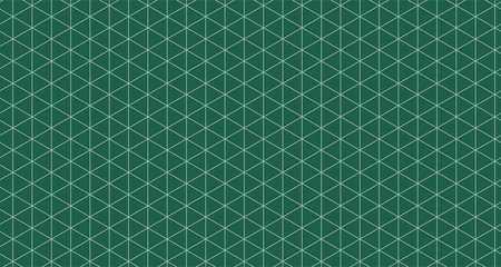 Seamless millimeter graph paper with a n isometric grid