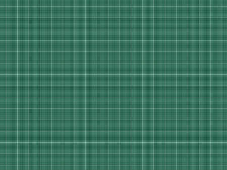 Ruled paper with a geometric grid pattern.