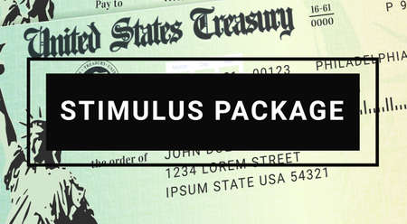 New Stimulus Check Update. Federal Relief Package News.
