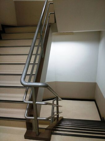 emergency stair: Fire Escape (LADDER STEEL SADDER)