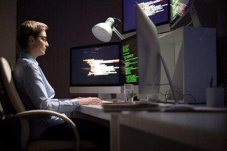 Software Developer at Work