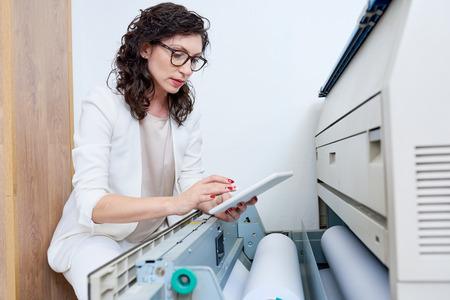 Printer Shop Manager